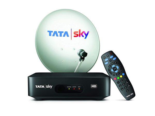 Tata Sky HD Connection